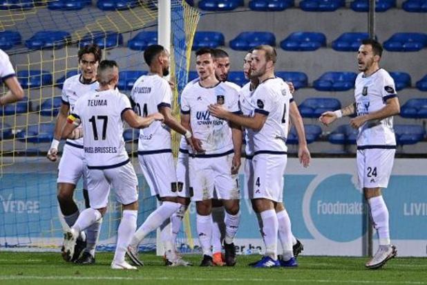 1B Pro League - Westerlo s'impose 1-4 à Westerlo et prend la tête