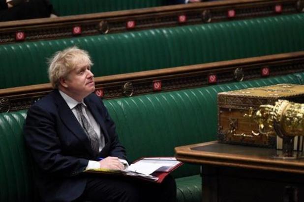 Boris Johnson legt bal in kamp Europese Unie