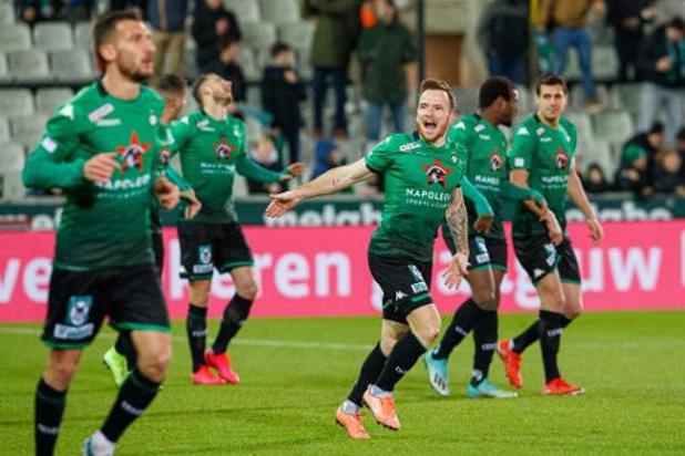 Jupiler Pro League - KV Mechelen loopt tegen nederlaag aan bij rode lantaarn Cercle
