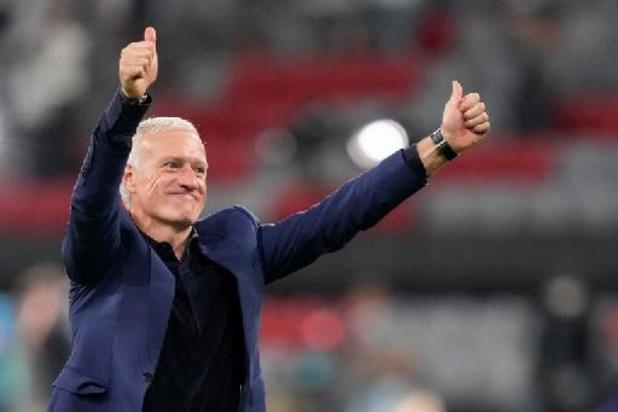 """Euro 2020 - """"La France a fait un gros match"""", se réjouit Didier Deschamps"""