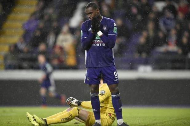 """Jupiler Pro League - Dimata, absent des terrains depuis un an, se dit """"complètement en forme aujourd'hui"""""""