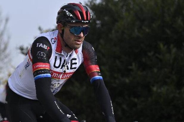 Alexander Kristoff (UAE Team Emirates) s'offre la 2e étape, son premier bouquet en 2021