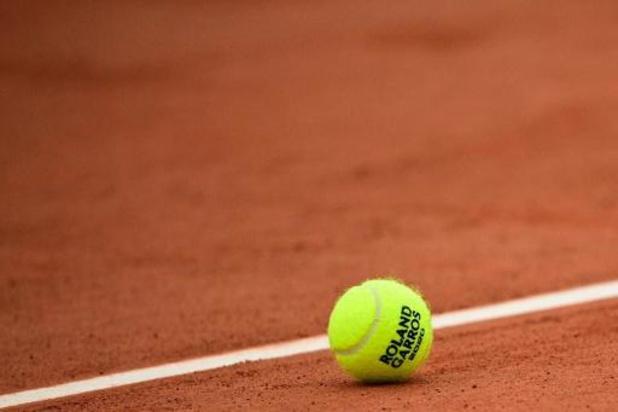 Enquête ouverte à Paris sur des soupçons d'un match truqué à Roland-Garros