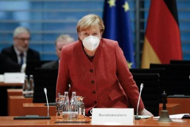 Coronavirus - Duitse regering wil coronamaatregelen verstrengen