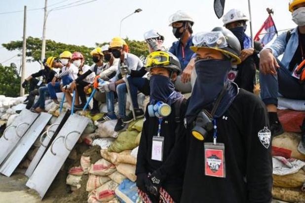 Coup d'Etat en Birmanie - Deux nouvelles personnes tuées lors de manifestations en Birmanie