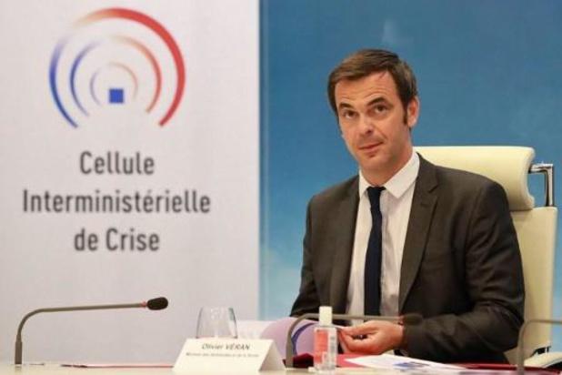 Frankrijk verlengt noodtoestand voor volksgezondheid tot 24 juli