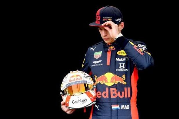 Verstappen wil het zitje van Vettel bij Ferrari niet