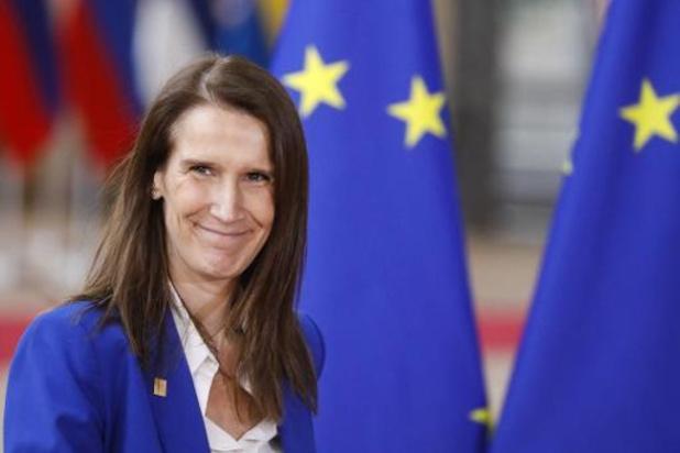 """Premier Wilmès wil """"moeilijke situatie"""" voor België verbeteren"""