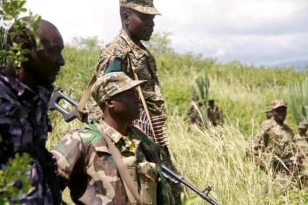 Oegandees leger achtervolgt ruim 200 ontsnapte gevangenen
