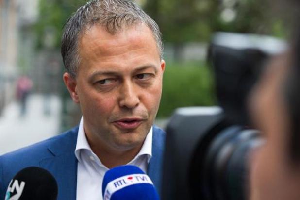 """Formation fédérale - """"Le passé est passé"""", réagit Egbert Lachaert"""