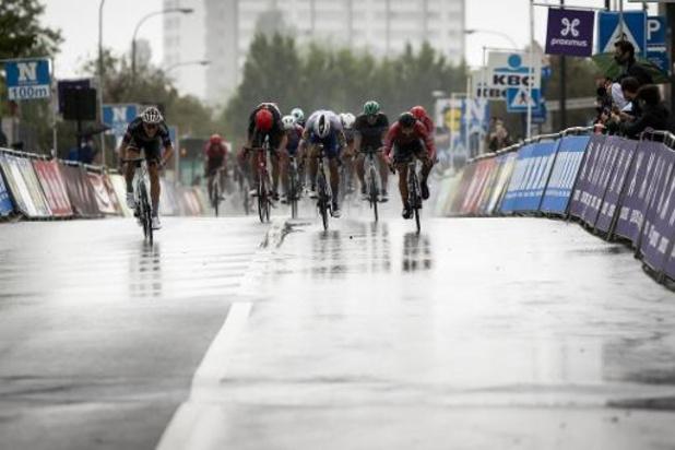 Brussels Cycling Classic - Davide Ballerini s'en sort avec quelques écorchures