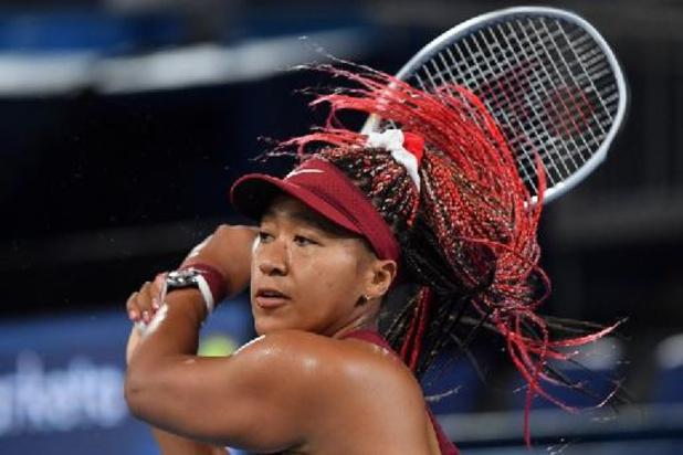 Naomi Osaka éliminée en 8es de finale