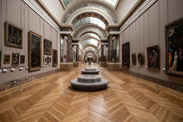 Louvre stelt zijn collecties online tentoon