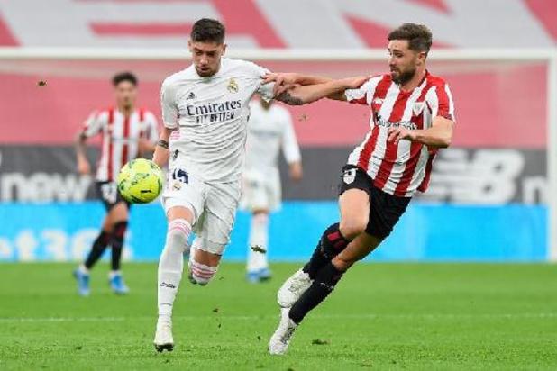 Real Madrid verlengt contract van Fede Valverde tot 2027