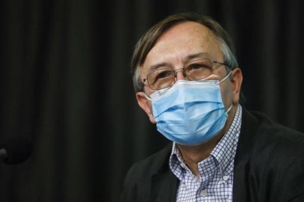 """""""L'épidémie en phase finale, mais pas encore terminée"""""""