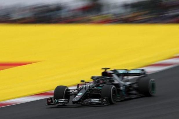 Lewis Hamilton steekt Schumacher voorbij met 92e GP-zege