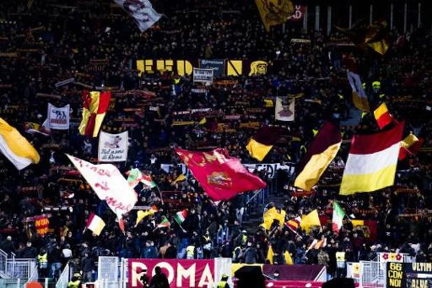 Serie A - L'AS Rome retrouve la confiance avant son déplacement à Gand