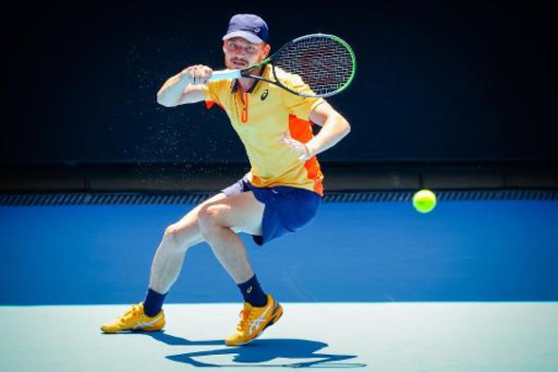 ATP 250 Montpellier - David Goffin reprend du service au tournoi de Montpellier, où il est tête de série N.2