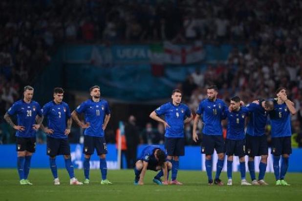 Euro 2020 - L'Italie sacrée championne d'Europe en battant l'Angleterre aux tirs au but