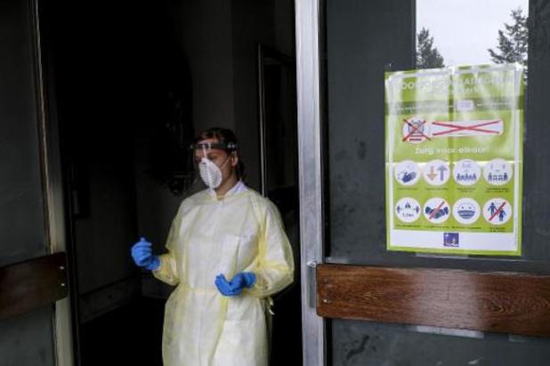 Coronavirus - Anvers impose une bulle de contacts limitée à dix personnes pour quatre semaines