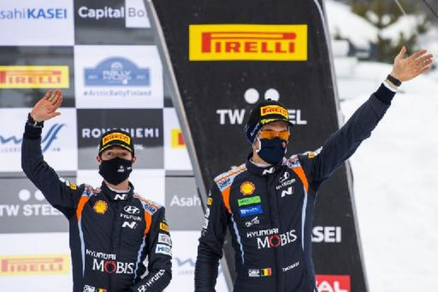 Rally Sanremo - Thierry Neuville wint Rally van Sanremo