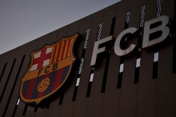 """Barcelone était """"en faillite comptable"""" en mars, selon son directeur général"""