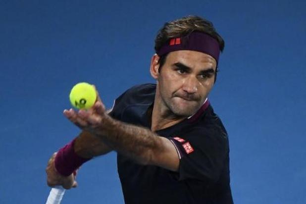 Roger Federer frôle l'élimination contre John Millman mais se hisse en 8e de finale
