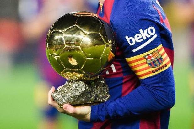 Le Ballon d'Or 2021 décerné le 29 novembre à Paris