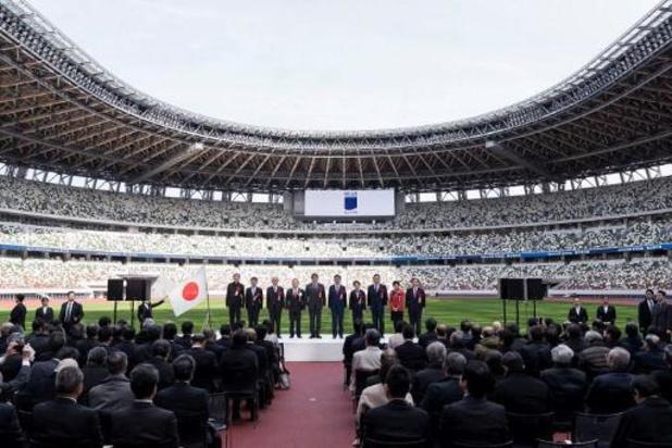 Tokyo dévoile son stade olympique conçu pour affronter la chaleur des JO 2020