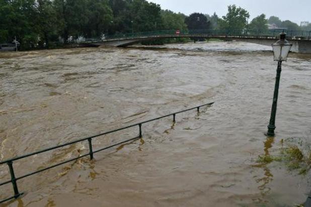 Analyses accrues dans les cours d'eau wallons pour détecter la pollution post-inondations