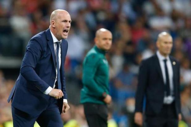 """Ligue des Champions - """"Nous avons pris deux buts risibles"""", peste Zidane, Clément savoure quand même le nul"""