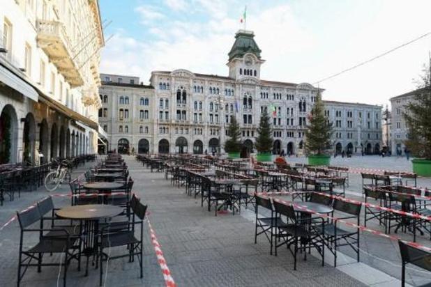 L'Italie rouvre bars et restaurants dans 16 régions