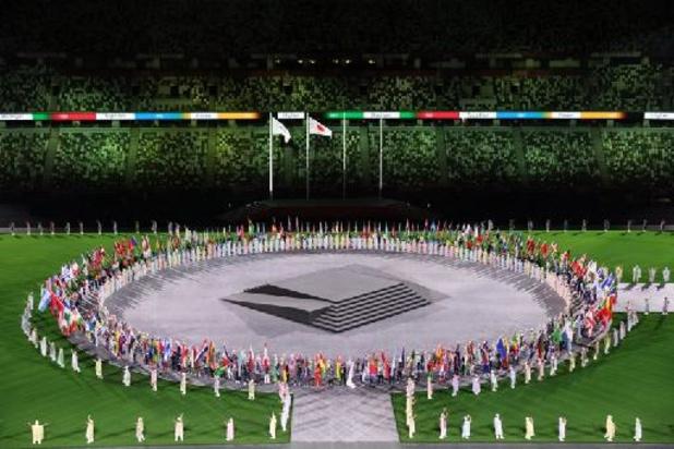 Sluitingsceremonie maakt einde aan Olympische Spelen in Tokio