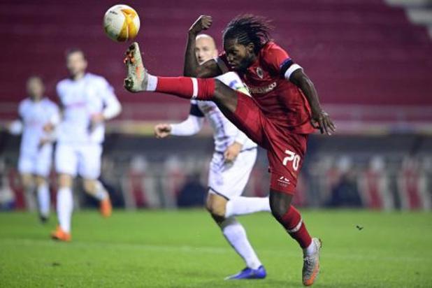 Europa League - L'Antwerp s'incline face à LASK et perd sa première place
