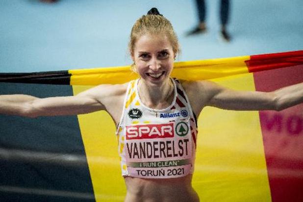 Ligue de Diamant - Elise Vanderelst pulvérise le record de Belgique du 1.500m et réussit le chrono olympique