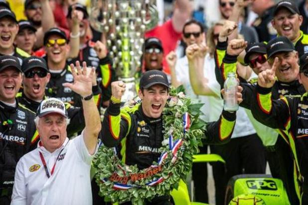 Indy 500 schuift drie maanden op
