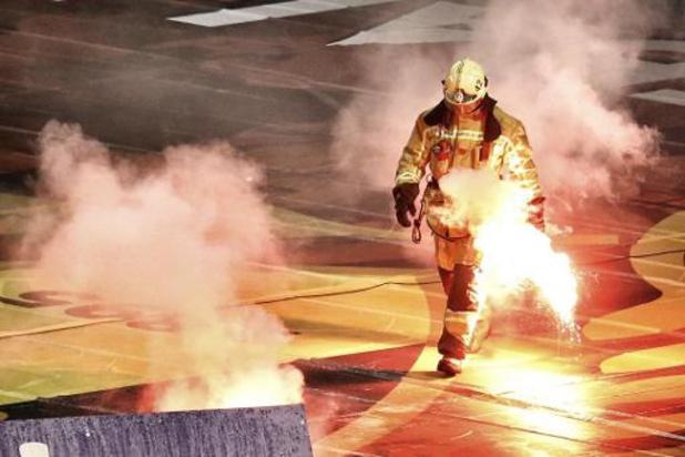Des coktails molotov lancés sur des pompiers samedi soir dans les Marolles à Bruxelles