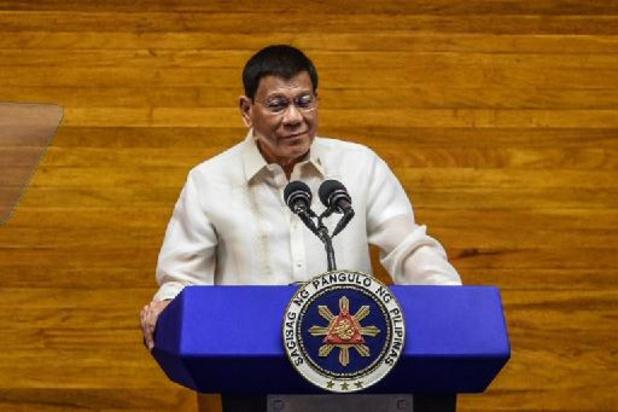 Rodrigo Duterte kandidaat-vicepresident bij Filipijnse verkiezingen van 2022
