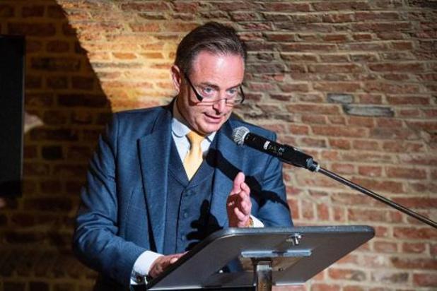 """De Wever: """"Vlaanderen wordt gegijzeld"""""""