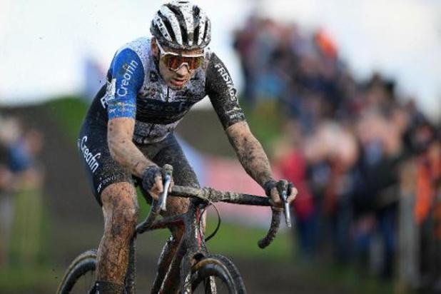 Gianni Vermeersch wint Kermiscross Ardooie