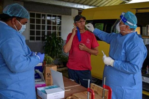 Le bilan de la pandémie de Covid-19 dans le monde à 21H00 HB