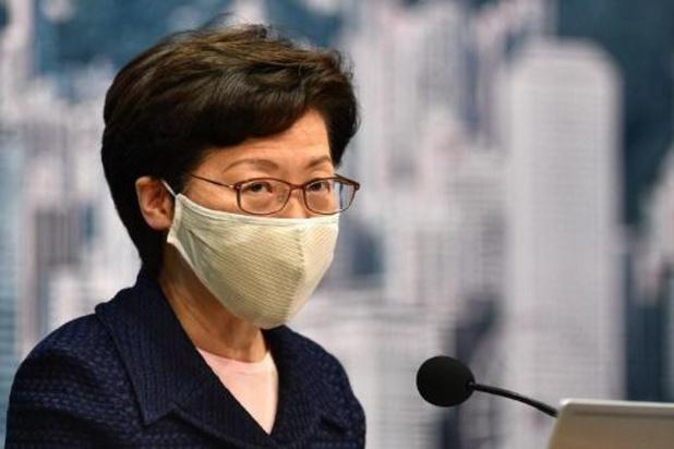 Loi sur la sécurité nationale à Hong Kong - La dirigeante de Hong Kong rompt ses liens avec l'Université de Cambridge