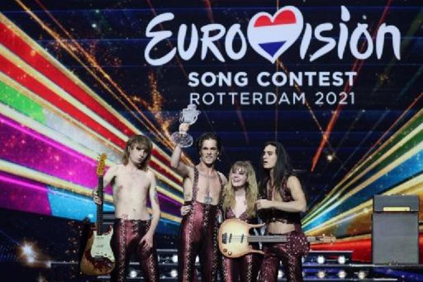Eurovisiesongfestival - Zanger van winnende Italiaanse groep test negatief op drugs