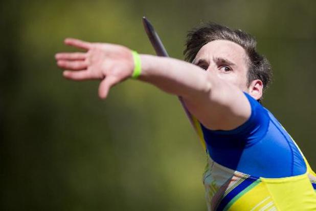 European Throwing Cup - Speerwerper Timothy Herman laat kostbare punten liggen voor olympische ranking