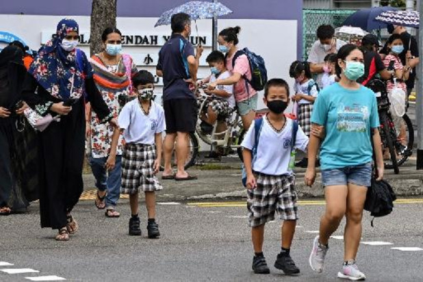 Covid-19: Taïwan et Singapour ferment des écoles, bulle avec Hong Kong repoussée