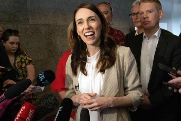 """Verkiezingen Nieuw-Zeeland - Ardern gaat """"samenwerkingsverdrag"""" met groenen aan"""