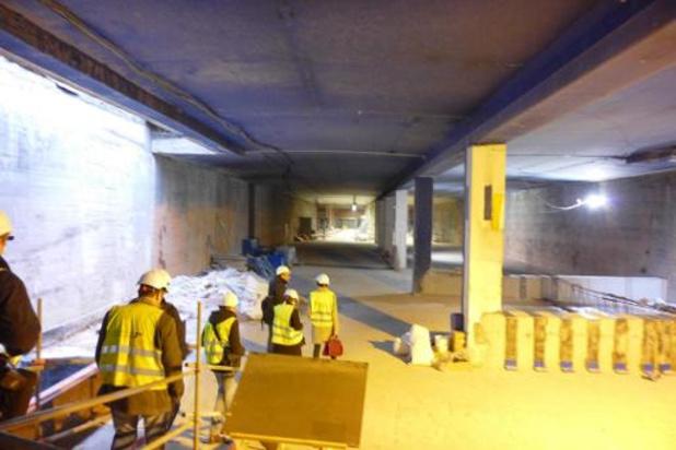 La rénovation de la station de métro De Brouckère est terminée