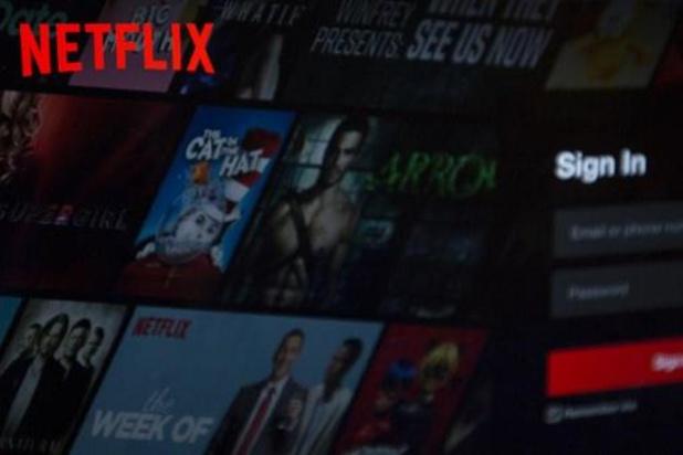 Panne technique chez Netflix