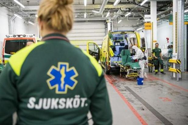 Meer dan 4.000 sterfgevallen in Zweden
