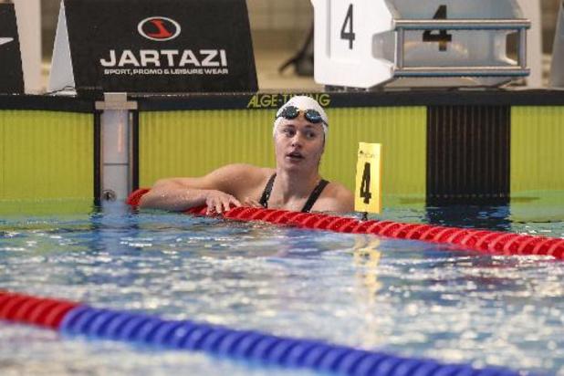 Swim Open Stockholm - Valentine Dumont quatrième du 400m libre